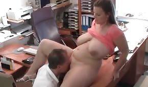 Biurowy orgazm