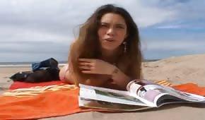 Na plaży fajnie jest