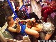 Publiczny sex przy metrze