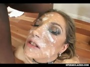 Jenna haze spermglazed