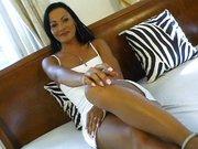 Sandra Romain doznała ataku dwóch napalonych samców
