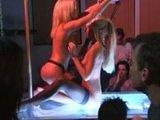 Anielskie striptizerki na porno scenie