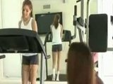 Lesbijska siłownia