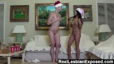 Lesbijki dają sobie zajebisty prezent